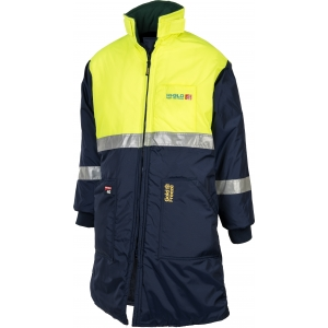 Hi-Glo 40 Freezer Long Coat do -83 stopni